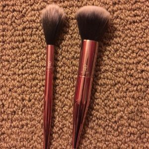 "MODA brush set ""powder & glow"""